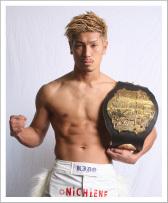 城戸康裕 第2代Krush-70kg級王者 / K-1 World MAX 2008 日本トーナメント王者