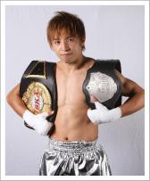 久保優太 GLORY -65kg SLAM世界王者 / ISKA世界ライト・ウェルター級王者